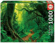 1000 bosque encantado puzzle educa