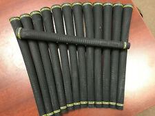 New Nike Golf Pride Tour Velvet Black/Volt Grip .58 Rd *13 Pack*