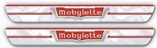 Paire Autocollants Restauration MOBYLETTE pour MOTOBECANE AV42, 44 et autres...