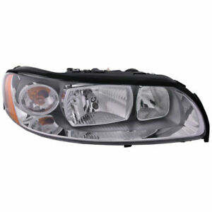 FITS FOR VOLVO V70 / SC70 2005 2006 2007 HEADLIGHT HALOGEN RIGHT PASSENGER