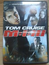 DVD Mission Impossible 3 - M:I:3 - Tom Cruise
