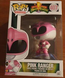 Funko Power Rangers #407 Pink Ranger POP Vinyl Figure NEW