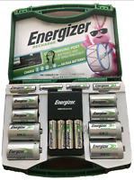 Energizer AA and AAA / AAD & AAC Rechargeable NEW Batteries Kit