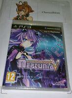 Hyperdimension Neptunia VICTORY RPG MOE PS3 New Sealed UK PAL Sony PlayStation 3