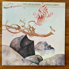 Shakti with John McLaughlin – Natural Elements - Jazz Rock Fusion Vinyl LP