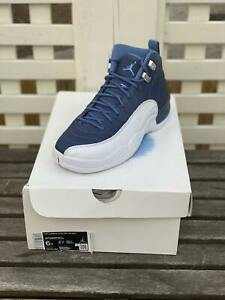 "Air Jordan Retro 12 ""Indigo"" GS DB5595-404"