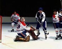 Darryl Sittler , Ken Dryden Toronto Maple Leafs Montreal Canadiens  8x10 Photo