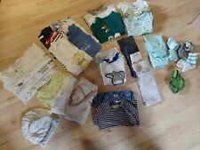 Paket Baby Kleidung Junge 62/68 Kleiderpaket , 41 Teile - gebraucht