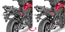 GIVI PLXR2122 PLX Series Quick Release Sidecase Mounting Kit - Yamaha FJ-09