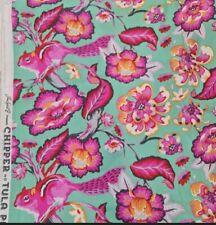Tula Pink Chipper Chipmunk Fq 45x54cm rare oop vhtf cotton fabric