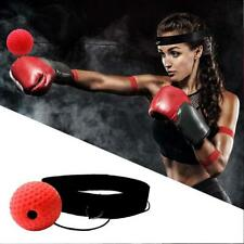 Boxing Punch Fight Ball With Head Band For Reflex Speed Training Exercise