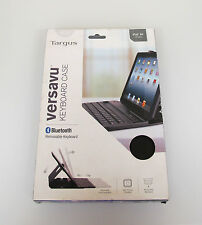 Targus Versavu Keyboard Case for Apple iPad Air 5th Generation - Noir THZ192US