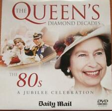 DVD THE QUEENS DIAMOND DECADES THE 80'S A JUBILEE CELEBRATION CHARLES AND DIANA