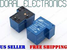 1 PC SLA-12VDC-SL-C Songle Relay 12VDC 30A 250VAC 30VDC 6 Pin 12V DC 12 Volt V