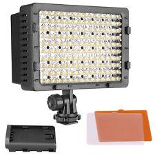2 set Kit CN-160 - Panel de luz LED Regulable con 80CM Mini Pies Aluminio