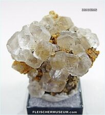 Just In The Nikolaevskiy Of Time, An Optical Fluorite Cluster From A Prime Mine!