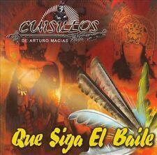 CUISILLOS - QUE SIGA EL BAILE NEW CD