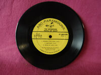 """Impressions, People Get Ready, ABC Paramount ABCS 505, 1965, 7"""" 33 RPM EP, Soul"""