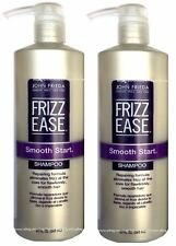2x John Frieda FRIZZ EASE Smooth Start Repairing Shampoo Damaged Hair 20 Oz Each