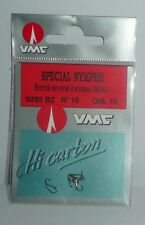 VMC: hameçons Spécial nymphe N°16 ref: 9282BZ par 10