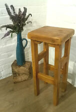 JUNE SALE NOW! NEW Reclaimed Solid Wood Table Kitchen Island Bar Stool