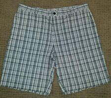 Adidas Men's Bermuda Plaid Climacool Tennis Shorts Sz 40. #1298