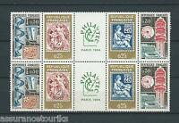 PHILATEC - 1964 YT 1417A 2 bandes - TIMBRES NEUFS** LUXE
