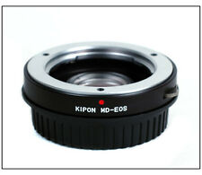 Kipon Adapter for Minolta MD/MC/MF lens to Canon EOS EF camera w/AF confirm ROM