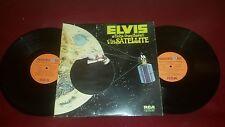 ELVIS PRESLEY - ELVIS - ALOHA FROM HAWAII VIA SATELLITE - 1972 2 LP GATEFOLD RCA