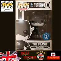 Funko Pop The Flash 10 Underground EXCLUSIVE RARE DC Comics Super Heroes NEW