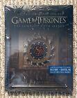 Game of Thrones BLU-RAY + DIGITAL Complete Fifth Season 5 STEELBOOK Sigil MAGNET