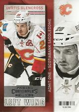 Calgary Flames - 2013-14 Contenders Complete Base Set Team (3)