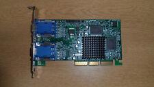 MATROX Millenium G450 32 MB dual VGA output AGP Graphics card - 971-0302