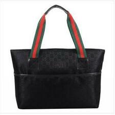 Handbag PurseWomens Ladies Designer Checkered Tote Bag Large Canvas Shoulder