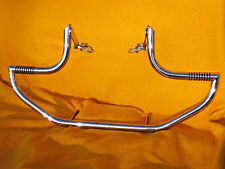 Yamaha XVZ 1300 XVZ1300 Royal Star Stainless steel crash bar engine guard + pegs
