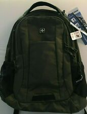"NEW with Tags SwissGear 18"" Laptop Backpack - Green"