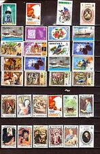 ZY357 DOMINICA neufs :religion,scout,oiseaux,navires,divers