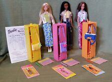 Barbie Secret Messages *Barbie #26422, Christie #26423 & Teresa #26424 Dolls