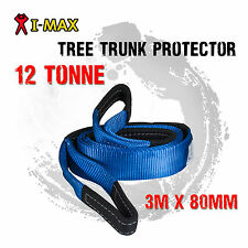 I-Max 4WD 4X4 Winch Recovery Tree Trunk Protector Strap 12 Tonne 12000 KGS