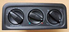 VW Golf 4 Cabrio Bedienteil Heizung Klimaanlage 1H0820045D Rot Beleuchtet