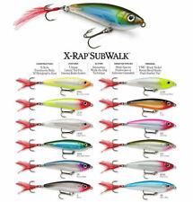 Rapala X-Rap Subwalk // XRSB09 // 9cm 19g Fishing Lures (Various Colors)