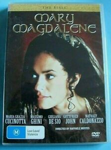 THE BIBLE MARY MAGDALENE DVD NEW SEALED Region 4 see below
