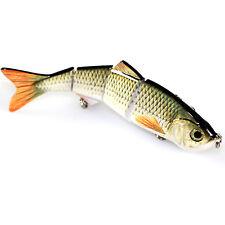 12g Paladin Trick-Fisch Rotaugen mit Haken und Drilling 8cm