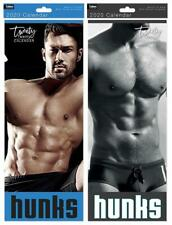 2020 Hunk Slim Month To View Spiral Photo Wall Calendar Hunks SuperSlim Planner