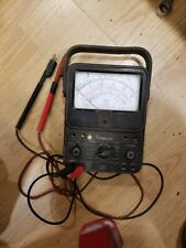 Simpson Model 260 multimeter