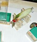 RECORD ABU GARCIA Hi-Lo variable-depth fishing lures new unused glow 5/8 OZ RARE