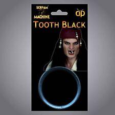 Noir Dent BAD Rotten manquant dent GAP Make Up Mastic Cire Halloween Déguisements