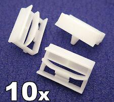 10x BMW 3-Series Sideskirt Plastic Clips- Plastic Bracket for Sill Moulding Trim