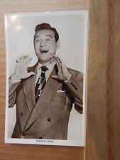 Picturegoer Film Star postcard D219 Frankie laine  unposted  .