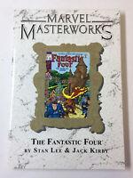 Marvel Masterworks #53 ~ FANTASTIC FOUR tpb